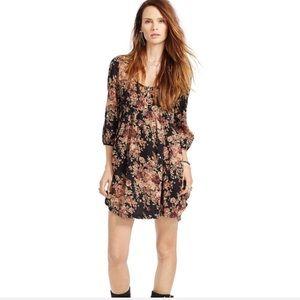 Ralph Lauren babydoll floral dress